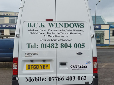 Van Rear Graphics (BCK Windows)