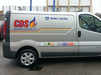 Van Side Graphics (CDS)