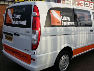 Van Side Graphics (CLE)