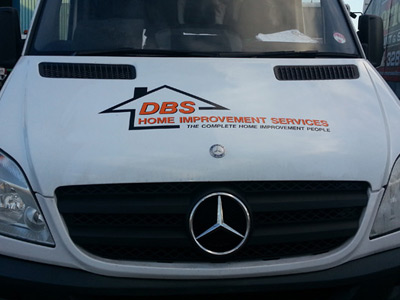 Van Front Graphics (DBS)