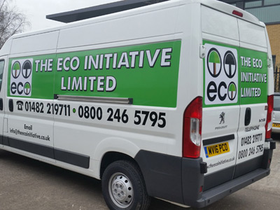 Van Side Graphics (ECO)