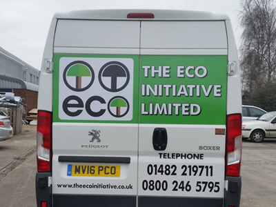Van Rear Graphics (ECO)