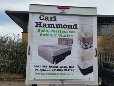 Van Rear Graphics (Carl Hammond)