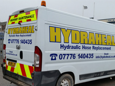 Van Side Graphics (Hydraheal)
