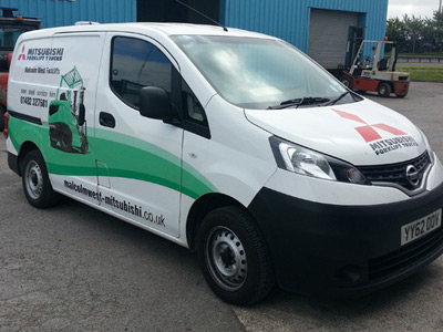 Van Rear Graphics (Malcolm West)