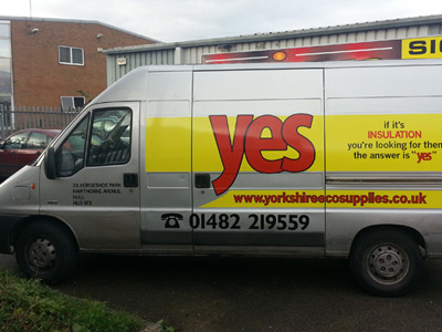 Van Side Graphics (Yes)